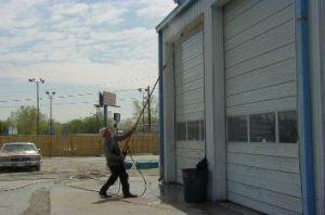 The Top Reasons to Pressure Wash Your Business's Exterior