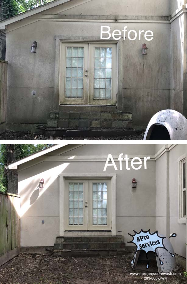 APro Pressure Washing-Services