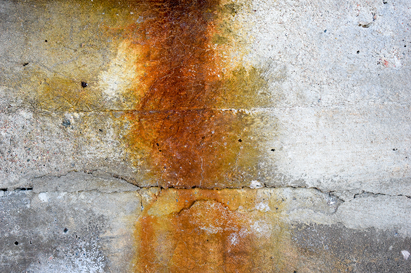 Why Rust Stains Keep Turning Up on Your Concrete