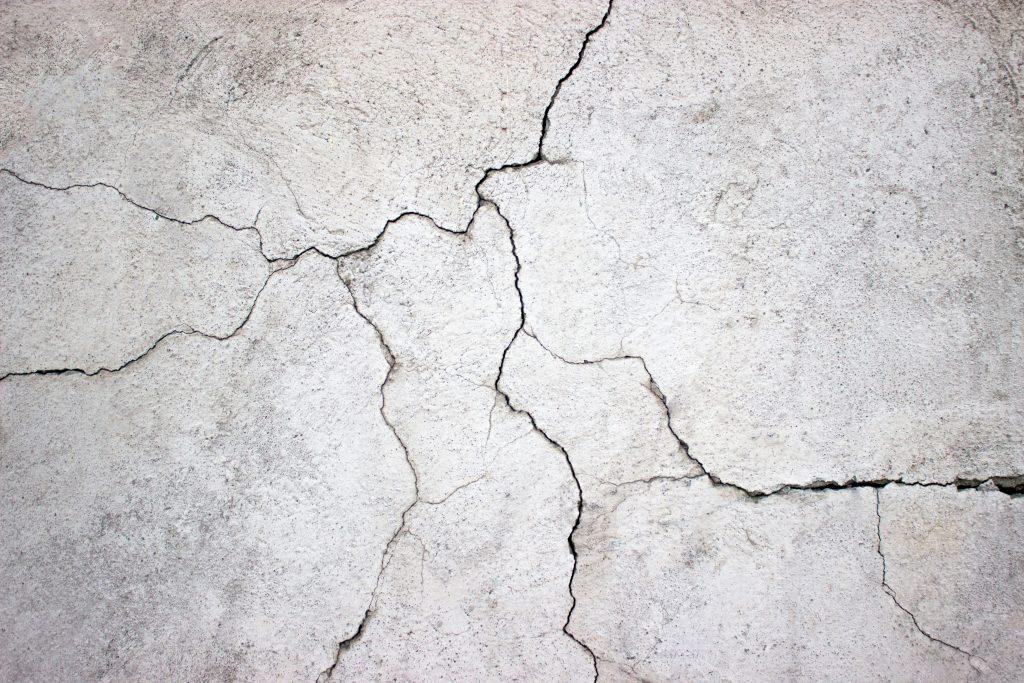 Pressure Washing is a Must Before Repairing Concrete Cracks