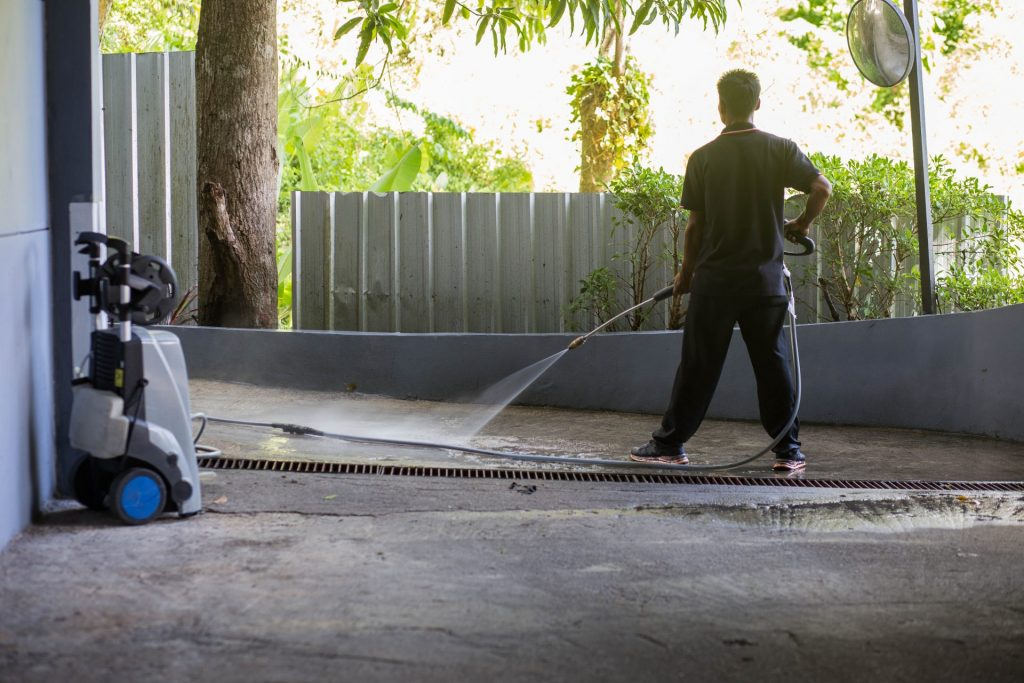 Why Pressure Washing is the Right Choice for Graffiti Removal