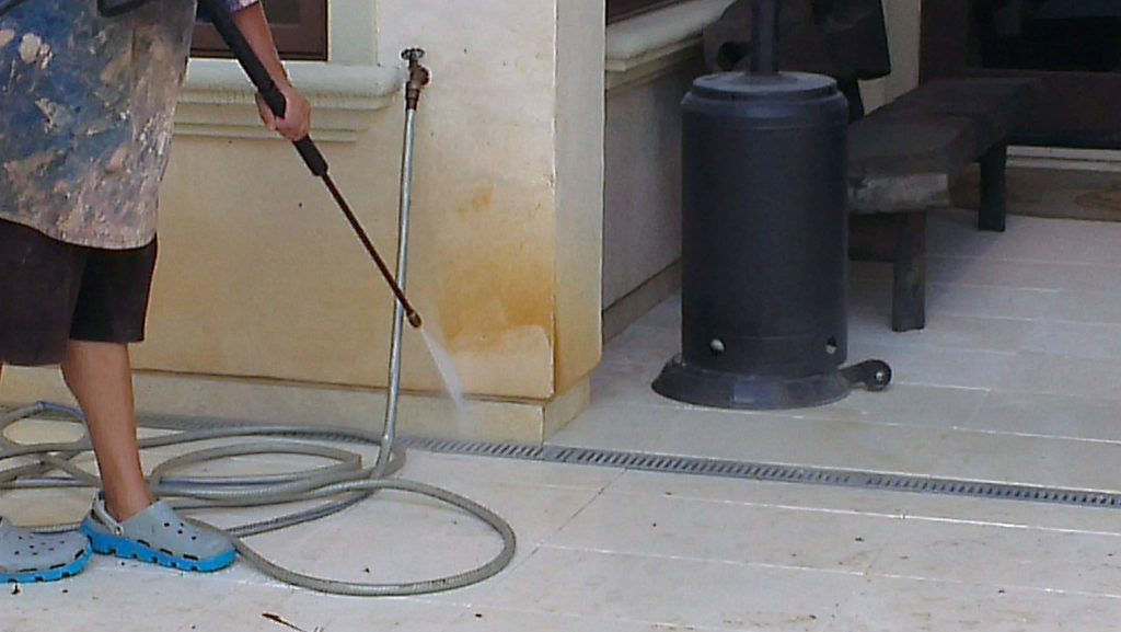 Why You Should Hire a Pressure Washing Service for Rust Removal