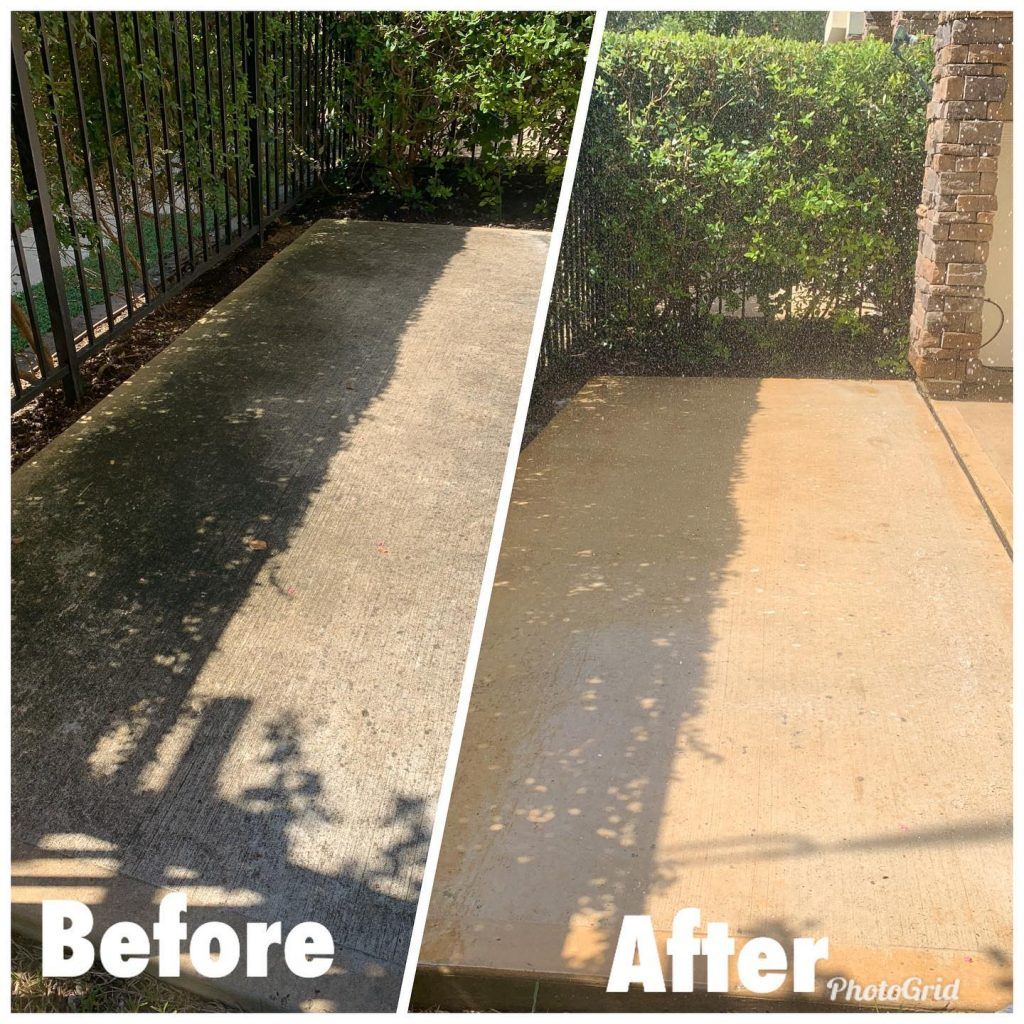 4 Signs It's Time to Pressure Wash Your Apartment Complex's Outdoor Common Area