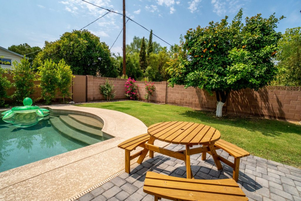 3 Benefits To Having Your Pool Deck Professionally Pressure Washed